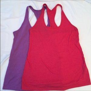 Nike Cotton Dri-fit Workout tanks